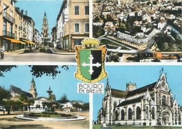 """CPSM FRANCE 01 """"Bourg en Bresse"""""""