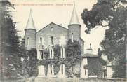 """01 Ain CPA FRANCE 01 """"Châtillon sur Chalaronne, château de Bixieux"""""""