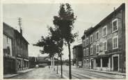"""01 Ain CPSM FRANCE 01 """"Ambérieu en Bugey, avenue et la gare"""""""