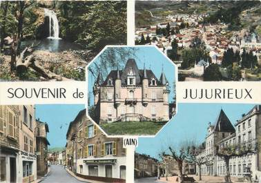 "CPSM FRANCE 01 ""Jujurieux"""