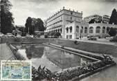 """01 Ain CPSM FRANCE 01 """"Divonne les Bains, le casino et les jardins"""""""