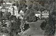 """38 Isere CPSM FRANCE 38 """"Saint Geoire en Valdaine, vue aérienne, le château de Clermont et son parc"""""""