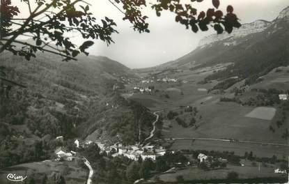 "CPSM FRANCE 38 ""Rencurel et la vallée"""