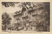 """38 Isere CPA FRANCE 38 """"Bourg d'Oisans, le grand hôtel, entrée principale"""""""