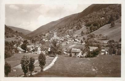 """CPSM FRANCE 38 """"En Allevard, le village de Pinsot"""""""