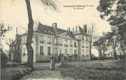 """77 Seine Et Marne / CPA FRANCE 77 """"Verneuil l'étang, la château"""""""