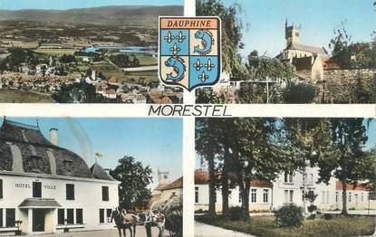 """CPSM FRANCE 38 """"Morestel"""""""