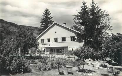 """CPSM FRANCE 38 """"Allevard Les Bains, la Bourdonnière, maison d'enfants"""""""