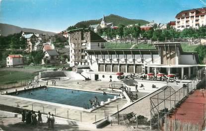 """CPSM FRANCE 38 """"Villard de Lans, la piscine"""""""