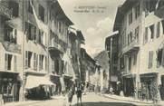 "73 Savoie CPA FRANCE 73 ""Moutiers, grande rue """