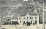 """73 Savoie CPA FRANCE 73 """"Moutiers Salins, la gare"""""""