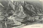 """73 Savoie CPA FRANCE 73 """"Notre Dame de Briançon, usine de produits azotés"""""""