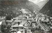 """73 Savoie CPSM FRANCE 73 """"Notre Dame de Briançon, quartier de la gare"""""""
