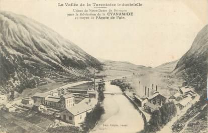 "CPA FRANCE 73 ""Notre Dame de Briançon, usines"""