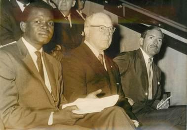 """PHOTO DE PRESSE / THEME SPORT """"Sénégal, Dakar, Les Jeux de l'Amitié, 1963"""""""