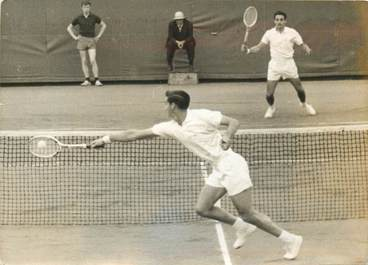 "PHOTO DE PRESSE / THEME SPORT ""Tennis, Roland Garros, EMERSON"""