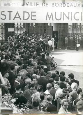 """PHOTO DE PRESSE / THEME SPORT """"Rugby, Stade, Bordeaux (33)"""""""