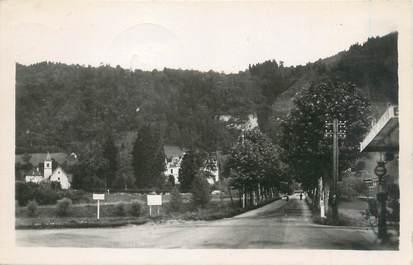 """CPSM FRANCE 73 """"Saint Béron, église et route de Chartreuse"""""""