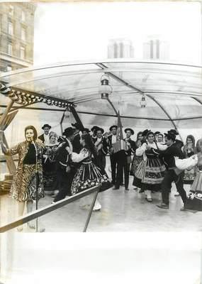 "PHOTO ORIGINALE / PHOTO DE PRESSE / PORTUGAL ""Groupe folklorique"""