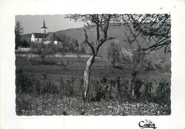"""CPSM FRANCE 73 """"Saint Alban, l'église"""""""