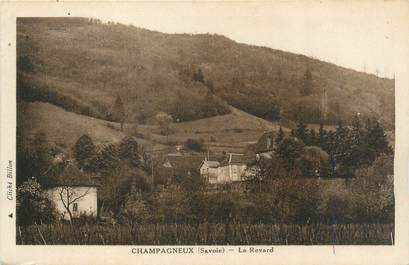 """CPA FRANCE 73 """"Champagneux, le Revard"""""""