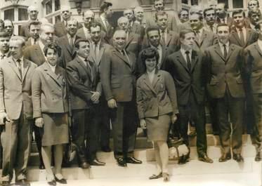 """PHOTO ORIGINALE / PHOTO DE PRESSE / SOCIETE """"Président POMPIDOU, 1963"""""""