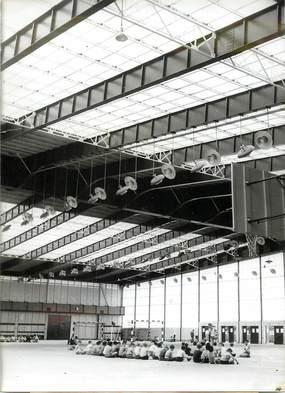 """PHOTO ORIGINALE / PHOTO DE PRESSE / SOCIETE """"Inauguration du centre scolaire d'Education Physique du Bld Massena"""""""