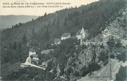 "CPA FRANCE 73 ""Novalaise, col du Mont Lepine"""