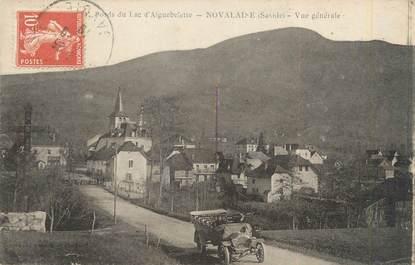 """CPA FRANCE 73 """"Novalaise, vue générale """""""