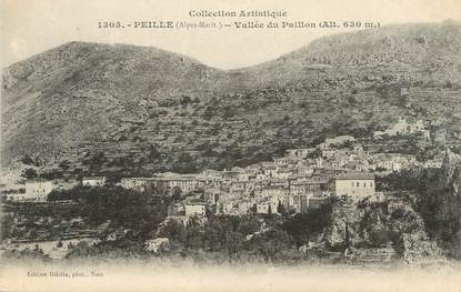 """/ CPA FRANCE 06 """"Peille, vallée du Paillon"""""""