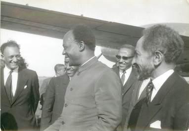 "PHOTO ORIGINALE / PHOTO DE PRESSE / ETHIOPIE ""Conference d'Addis Abeba"""