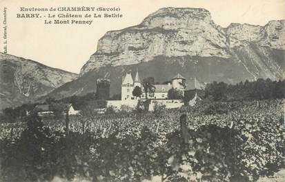 """CPA FRANCE 73 """"Barby, Le Château de la Bâthie"""""""