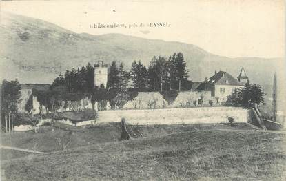 """CPA FRANCE 73 """"Châteaufort"""""""