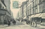 """92 Haut De Seine CPA FRANCE 92 """"Levallois Perret, Rus Vallier prise de la rue de Courcelles"""""""