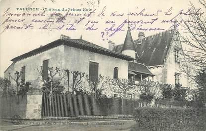 """CPA FRANCE 33 """"Talence, château du Prince Noir"""""""