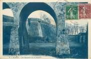 "33 Gironde CPA FRANCE 33 ""Blaye, les remparts de la citadelle"""