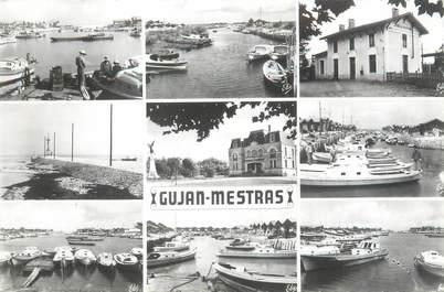 "CPSM FRANCE 33 ""Gujan Mestras"""