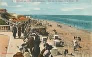 """33 Gironde CPA FRANCE 33 """"Soulac sur Mer, vue sur le casino et la plage"""" / CACHET AMBULANT"""