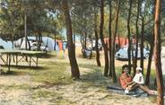 "33 Gironde CPSM FRANCE 33 ""Soulac sur Mer"" / CAMPING"