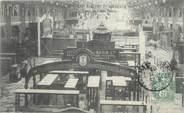 """33 Gironde CPA FRANCE 33 """"Exposition Maritime de Bordeaux, intérieur du grand Palais"""""""
