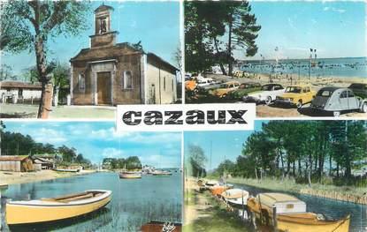 """CPSM FRANCE 33 """"Cazaux"""""""