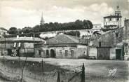 """33 Gironde CPSM FRANCE 33 """"Bourg sur Gironde, les quais"""""""