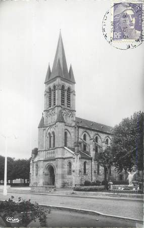 "CPSM FRANCE 40 ""Peyrehorade, l'église"""