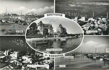 """CPSM FRANCE 56 """"Souvenir de Kernevel"""""""