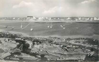 "CPSM FRANCE 56 ""Fort Bloque, le port"""