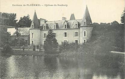 """CPA FRANCE 56 """"Environs de Ploërmel, château du Hardouin"""""""