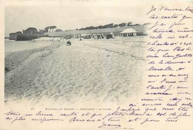 """CPA FRANCE 56 """"Port Louis, la plage"""""""