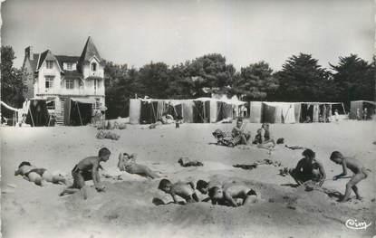 """CPSM FRANCE 56 """"Carnac, vue de la plage"""""""
