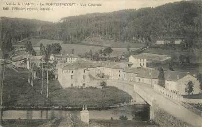 """CPA FRANCE 43 """"Le Pontempeyrat, vue générale"""""""