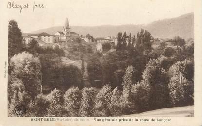 """CPA FRANCE 43 """"Saint Eble, vue générale"""""""